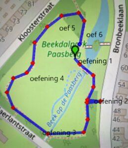 Start locatie Beekdal park